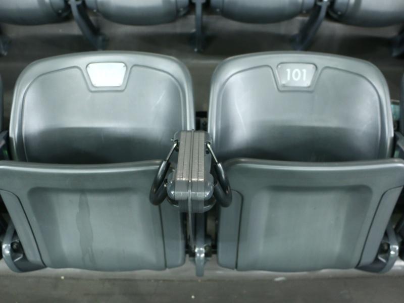 札幌ドームらくらくシート座席