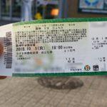 甲子園ライトスタンドチケット