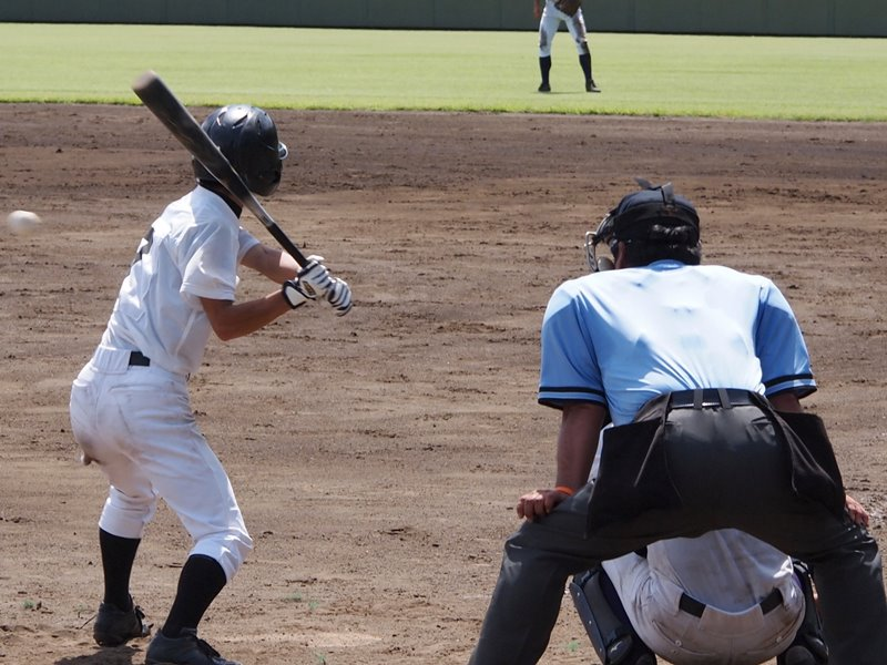 野球の審判